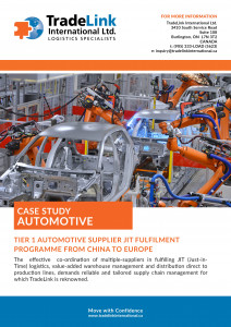 Automotive Industry Case Study
