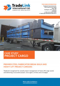 Project Cargo Industry Case Study