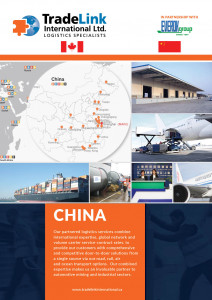 China Logistics Services