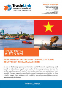 TradeLink's partnered services in Vietnam