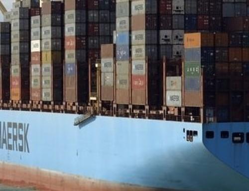Suez blockage will hasten global supply chain shift, says Maersk boss